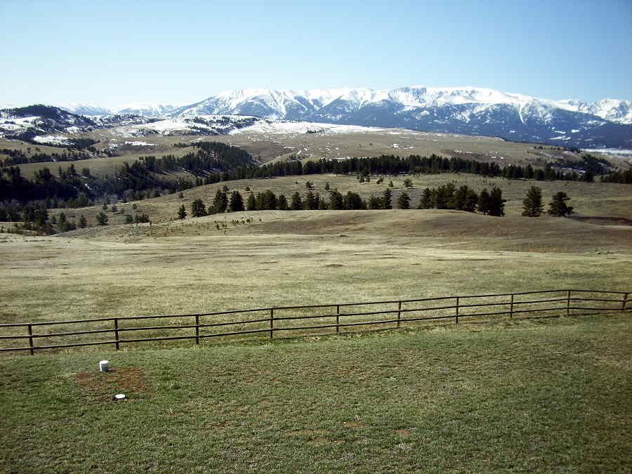 "THE ""Q"" Ranch in Fishtail Montana"